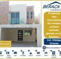 Foto de casa en venta en, hidalgo oriente, ciudad madero, tamaulipas, 1974964 no 01