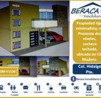 Foto de casa en venta en, hidalgo oriente, ciudad madero, tamaulipas, 2210588 no 01