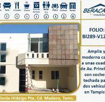Foto de casa en venta en  , hidalgo poniente, ciudad madero, tamaulipas, 4230159 No. 01