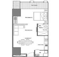 Foto de departamento en venta en  , hipódromo condesa, cuauhtémoc, distrito federal, 2091702 No. 01