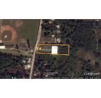 Foto de terreno comercial en venta en  , hocaba, hocabá, yucatán, 2306361 No. 01