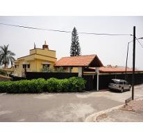 Foto de casa en venta en  , san gaspar, jiutepec, morelos, 2480506 No. 01