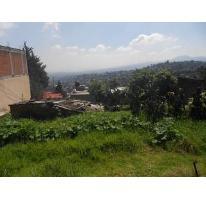 Foto de terreno habitacional en venta en  , huayatla, la magdalena contreras, distrito federal, 1799906 No. 01