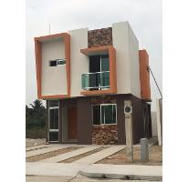Foto de casa en venta en  , hueso de puerco (colonia quintín arauz), paraíso, tabasco, 1096303 No. 01