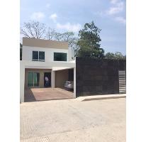 Foto de casa en venta en  , hueso de puerco (colonia quintín arauz), paraíso, tabasco, 1488641 No. 01