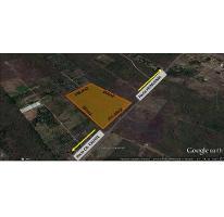 Foto de terreno habitacional en venta en  , huncanab, hunucmá, yucatán, 1736670 No. 01