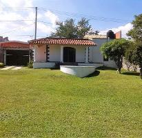 Foto de casa en venta en  , ignacio zaragoza, yautepec, morelos, 4313461 No. 01