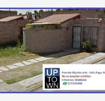 Foto de casa en venta en independencia cond 3lote 3, geovillas el nevado, almoloya de juárez, méxico, 4500898 No. 01