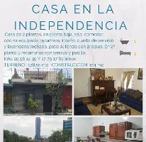Foto de casa en venta en  , independencia, monterrey, nuevo león, 4224193 No. 01