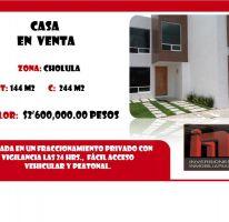 Foto de casa en venta en, independencia, puebla, puebla, 1762764 no 01