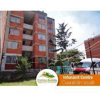 Foto de departamento en venta en  , infonavit centro, cuautitlán izcalli, méxico, 2844831 No. 01