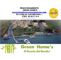 Foto de terreno habitacional en venta en  , isla de juana moza, tuxpan, veracruz de ignacio de la llave, 2266092 No. 01