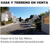 Foto de casa en venta en  , ixtapan de la sal, ixtapan de la sal, méxico, 4281369 No. 01
