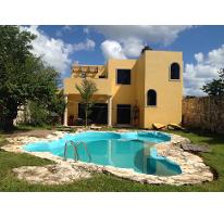 Foto de casa en venta en  , izamal, izamal, yucatán, 1149243 No. 01