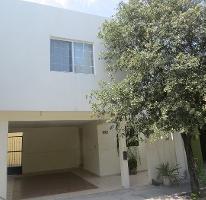 Foto de casa en renta en  , jacarandas sector 1, apodaca, nuevo león, 3796430 No. 01