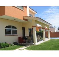 Foto de casa en venta en  , jardín tetela, cuernavaca, morelos, 1099001 No. 01