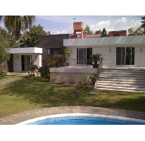 Foto de casa en venta en  , jardines de ahuatepec, cuernavaca, morelos, 1678356 No. 01