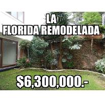 Foto de casa en venta en  , jardines de la florida, naucalpan de juárez, méxico, 2629538 No. 01