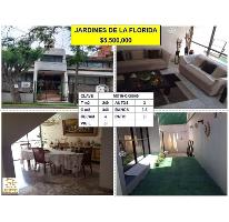Foto de casa en venta en  , jardines de la florida, naucalpan de juárez, méxico, 2820327 No. 01