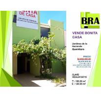 Foto de casa en venta en  , jardines de la hacienda, querétaro, querétaro, 2333990 No. 01