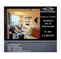 Foto de casa en venta en, jardines de la hacienda, querétaro, querétaro, 2426702 no 01