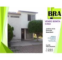 Foto de casa en venta en  , jardines de la hacienda, querétaro, querétaro, 2789863 No. 01