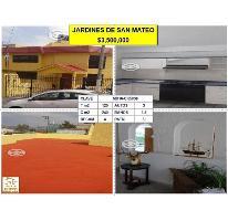 Foto de casa en venta en  , jardines de san mateo, naucalpan de juárez, méxico, 2823365 No. 01