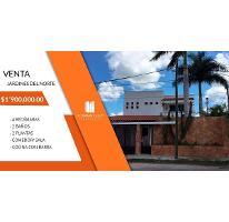 Foto de casa en venta en  , jardines del norte, mérida, yucatán, 2876129 No. 01