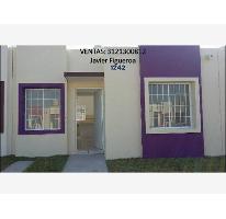 Foto de casa en venta en jose de ruiz 20, la reserva, villa de álvarez, colima, 2219234 No. 01