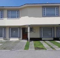 Foto de casa en renta en josefa ortiz de dominguez , coaxustenco, metepec, méxico, 4344972 No. 01