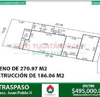 Foto de casa en venta en  , juan pablo ii, mérida, yucatán, 0 No. 01