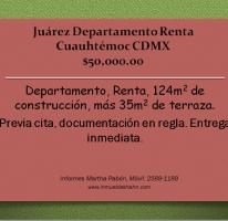 Foto de departamento en renta en, juárez, cuauhtémoc, df, 1315833 no 01