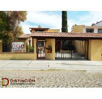 Foto de casa en renta en  , jurica, querétaro, querétaro, 2833743 No. 01