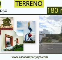 Foto de terreno habitacional en venta en  , juriquilla, querétaro, querétaro, 2978535 No. 01