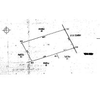 Foto de terreno habitacional en venta en, kiktel, mérida, yucatán, 1194435 no 01