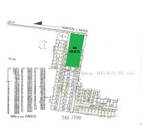 Foto de terreno habitacional en venta en  , komchen, mérida, yucatán, 2013770 No. 01