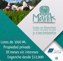 Foto de terreno habitacional en venta en  , komchen, mérida, yucatán, 2334730 No. 01