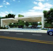 Foto de terreno habitacional en venta en  , komchen, mérida, yucatán, 2338608 No. 01