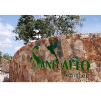 Foto de terreno habitacional en venta en  , komchen, mérida, yucatán, 2514068 No. 01
