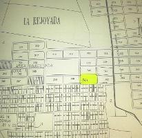 Foto de terreno habitacional en venta en  , komchen, mérida, yucatán, 2627771 No. 01