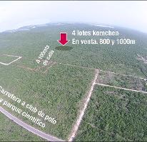 Foto de terreno habitacional en venta en  , komchen, mérida, yucatán, 3864477 No. 01