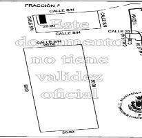 Foto de terreno habitacional en venta en  , komchen, mérida, yucatán, 4381843 No. 01