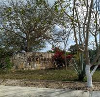 Foto de terreno habitacional en venta en  , komchen, mérida, yucatán, 4397099 No. 01