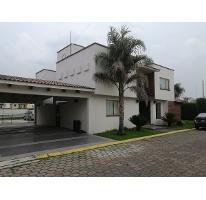 Foto de casa en renta en  , la asunción, metepec, méxico, 2496392 No. 01
