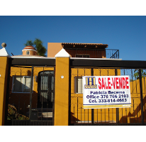 Foto de casa en venta en la bandera , san antonio tlayacapan, chapala, jalisco, 2798857 No. 01
