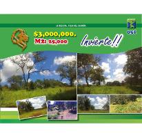 Foto de terreno habitacional en venta en, villa del carbón, villa del carbón, estado de méxico, 2090818 no 01