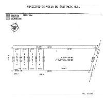 Foto de terreno habitacional en venta en  , la boca, santiago, nuevo león, 1293807 No. 01