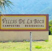 Foto de terreno habitacional en venta en  , la boca, santiago, nuevo león, 2838086 No. 01