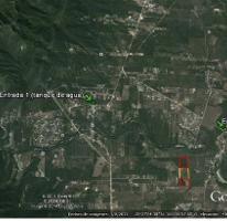 Foto de terreno habitacional en venta en  , la boca, santiago, nuevo león, 3002938 No. 01