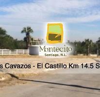 Foto de terreno habitacional en venta en  , la boca, santiago, nuevo león, 3389529 No. 01